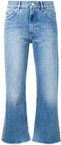 Hope Close cropped jeans - women - Cotton - 28
