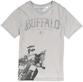 Buffalo David Bitton High Rise 'Buffalo' Vint Tee - Boys