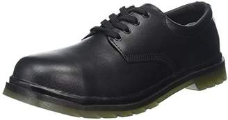 Capps Globe Trotters LH151 High Quality Mens Smooth Leather Gibson Safety Shoe With Steel Toe Cap ()