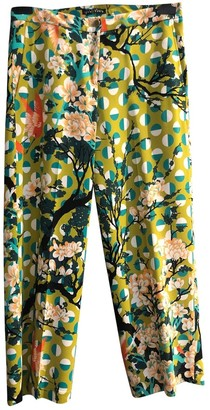 Laura Urbinati Multicolour Trousers for Women