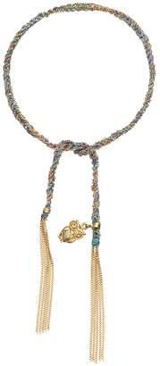 Carolina Bucci Intuition Owl Charm Lucky Bracelet - Yellow Gold