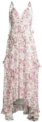 Rebecca Taylor Esmee Ruffle Dress
