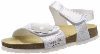 Superfit Women's Fussbettpantoffel Open Back Slippers