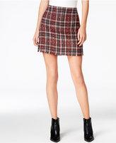 Sanctuary Siena Plaid Mini Skirt