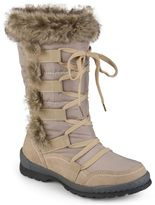 Journee Collection Pelt Women's Water-Resistant Winter Boots
