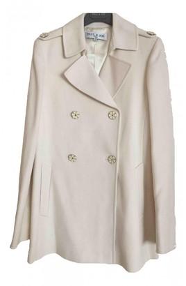 Paul & Joe Ecru Cotton Trench Coat for Women