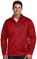 Antigua Men's Texas Tech Red Raiders Waterproof Golf Jacket