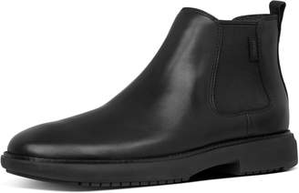 FitFlop Lamont Leather Chelsea Boots