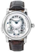 Montblanc Nicolas Rieussec 7138 Stainless Steel 43mm Automatic Mens Watch