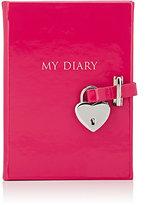 Barneys New York Leather Diary