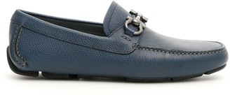 Salvatore Ferragamo Gancio Penny Bar Loafers