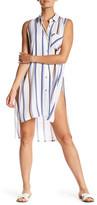 O'Neill Maryana Sleeveless Striped Tunic