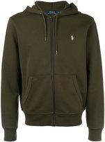 Polo Ralph Lauren zip front hoodie