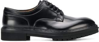 Premiata chunky derby shoes