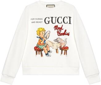 Gucci 'Mad Cookies' print sweatshirt
