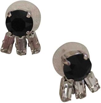 Myla Metallic Steel Earrings