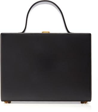 Mark Cross Rear Window Leather Bag