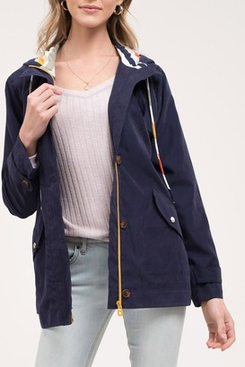 Blu Pepper Lightweight Jacket