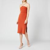 Bec & Bridge Women's Ruby Asym Midi Dress