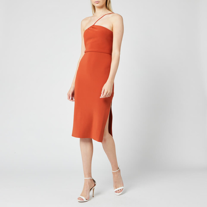 Bec & Bridge Women's Ruby Asym Midi Dress