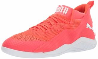 Puma Men's 365 Ignite Fuse 2 Futsal-Shoe Black Black Black 10 M US