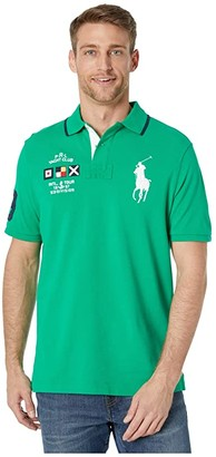 Polo Ralph Lauren Big Pony Classic Fit Polo (Green) Men's Clothing