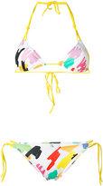 Sian Swimwear - Zena bikini set - women - Polyamide/Spandex/Elastane - S