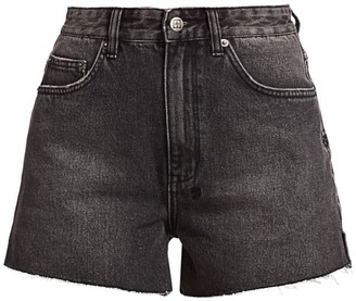Ksubi Rise N' High Denim Shorts
