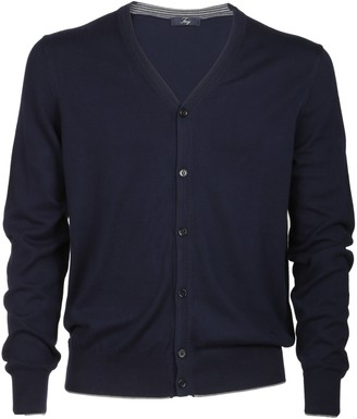 Fay Buttoned Cardigan