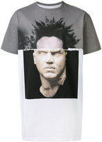 Neil Barrett printed T-shirt - men - Cotton - S