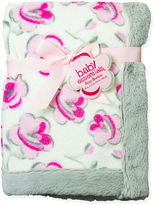 Baby Essentials Floral Blanket
