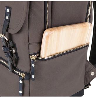 Legacy Bar-Back Pack & Portable Cocktail Set - Grey/Black