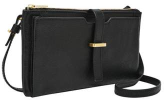 Fossil Gina Mini Bag Accessories Black