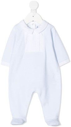 Tartine et Chocolat Collared Babygrow
