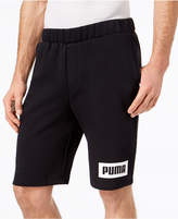 Puma Men's Rebel Fleece Shorts
