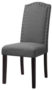 Three Posts Kallas Upholstered Dining Chair