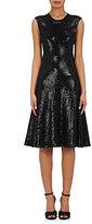 Giorgio Armani Women's Velvet & Sequins A-Line Dress