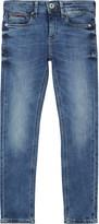 Tommy Hilfiger Scanton slim-fit water-resistant denim jeans 4-16 years