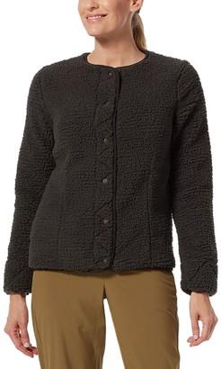 Royal Robbins Urbanesque Sherpa Cardigan Jacket - Women's
