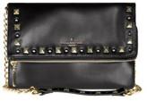 Pauls Boutique Effy Clutch Bag - Black Stud