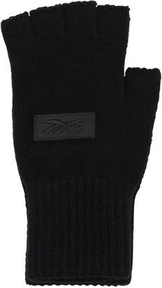 Reebok x Victoria Beckham Logo Fingerless Gloves