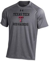 Under Armour Men's Texas Tech Red Raiders Tech Tee