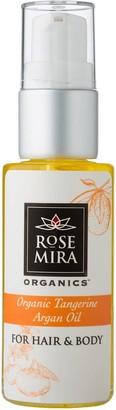 Rosemira Organics Organic Tangerine - Argan Hair & Body Oil