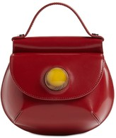 Marni Cyclops Leather Shoulder Bag