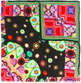 Givenchy Mandala print scarf