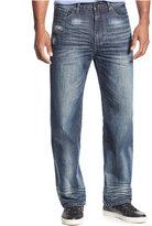 Sean John Men's Original-Fit Garvey Jeans, Medium Repair, Only at Macy's