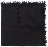 Rick Owens wrap scarf - men - Alpaca - One Size