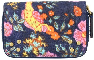 Jerome Dreyfuss Henri printed wallet
