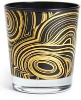 Jonathan Adler Malachite Glass Tumbler