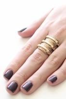 Low Luv x Erin Wasson by Erin Wasson Snake Ring in Gold